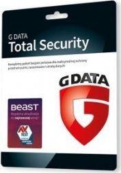 Gdata Total Security Card 2 urządzenia 12 miesięcy  (C1003KK12002)