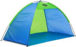 Nils Camp Namiot plażowy Nils Camp NC3103 niebiesko-zielony uniwersalny