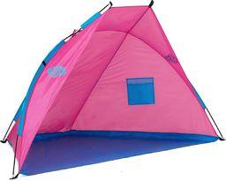 Nils Camp Namiot plażowy Nils Camp NC3039 różowy uniwersalny