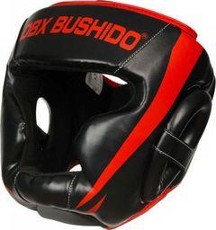 DBX BUSHIDO Kask Bokserski - Treningowy - Sparingowy - ARH-2190R - L