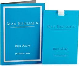 Max Benjamin Aromatinė kortelė Blue Azure