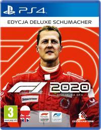 F1 2020 Edycja Deluxe Schumacher