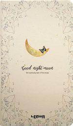 Incood Notes H5/96K Księżyc i motyl