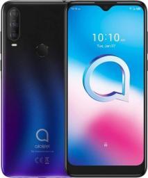 Smartfon Alcatel 3L 2020 64 GB Dual SIM Czarno-niebieski  (5029Y)