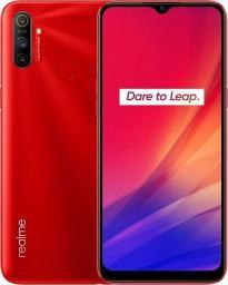 Smartfon Realme C3 64 GB Dual SIM Czerwony