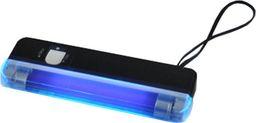 ISO Tester BANKNOTÓW UV ultrafiolet fałszywki LED uniwersalny