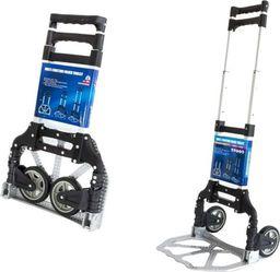 APTE Wózek transportowy składany 70kg solidny uniwersalny