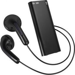 Dyktafon Luxury Dyktafon cyfrowy podsłuch pendrive 8GB 192KBPS 11H uniwersalny