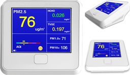 Dienmern czujnik smogu pyłomierz laserowy miernik jakości powietrza PM2.5 PM1 uniwersalny (2224)