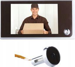 """Luxury Wizjer oczko do drzwi LCD 3,5"""" podgląd wideo 120 HD uniwersalny"""