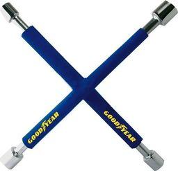 ISO Klucz do kół krzyżakowy GOODYEAR 17/19/22 mm 13/16 uniwersalny