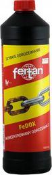 FERTAN Konwerter do czyszczenia rdzy rdza antykorozyjna FERTAN 1000ml uniwersalny