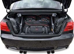 KJUST BMW 3 CABRIO 2006-2013 TORBY DO BAGAŻNIKA 3 SZT uniwersalny