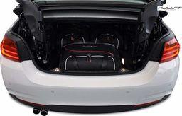 KJUST BMW 4 CABRIO, 2013- TORBY DO BAGAŻNIKA 3 SZT uniwersalny
