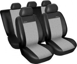 Autodekor Pokrowce na siedzenia skóra + alkantara Premium A uniwersalny