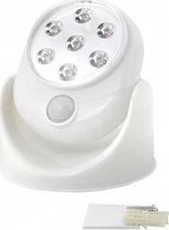 Lampa stołowa ISO Lampka bezprzewodowa czujnik zmierzchu ruchu uniwersalny