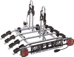 Amos Platforma bagażnik na 4 rowery rowerowy na hak Tytan Amos uniwersalny