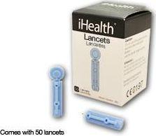 iHealth iHealth Lancets - Lancety do urządzeń iHealth (50 sztuk) uniwersalny