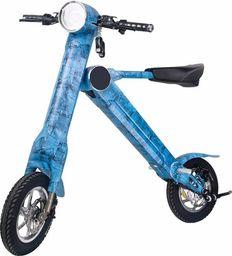 E-GOO E-GOO K1 mini skuter elektryczny (niebieski jeans)