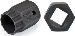 Bike Hand Klucz Bike Hand do kaset (Shimano HG) - bez stabilizatora YC-126 uniwersalny