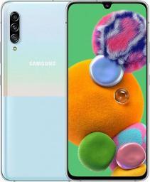 Smartfon Samsung Galaxy A90 5G 128 GB Biały