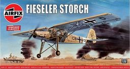 Airfix Fiesler Storch model do sklejania Airfix  uniwersalny