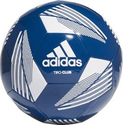 Adidas Piłka nożna Tiro Club granatowa r. 5 (FS0365)
