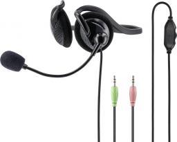Słuchawki z mikrofonem Hama NHS-P100 Neckband (001399200000)