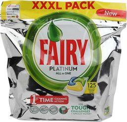 Fairy Tabletki do zmywarki Fairy All in One 125 szt + Wysyłka kurierska gratis