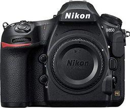 Lustrzanka Nikon D850