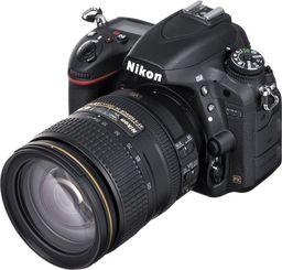 Lustrzanka Nikon D750 + AF-S 24-120mm