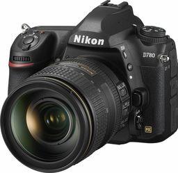 Lustrzanka Nikon D780 + AF-S 24-120mm