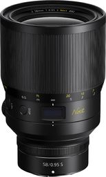 Obiektyw Nikon Nikon Nikkor Z 58mm f/0.95 S Noct