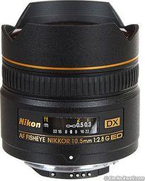 Obiektyw Nikon NIKKOR 10,5 F/2,8G ED AF DX