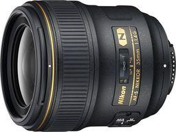 Obiektyw Nikon Nikkor AF-S 35 mm f/1.4G