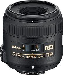 Obiektyw Nikon Nikon AF-S DX 40 F/2.8 G ED Micro
