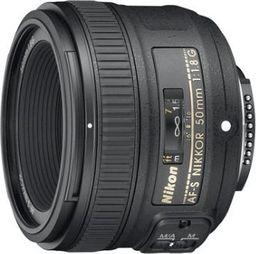 Obiektyw Nikon Nikon Nikkor 50 mm f/1.8 G AF-S