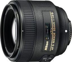 Obiektyw Nikon Nikon Nikkor AF-S 85mm f/1.8G