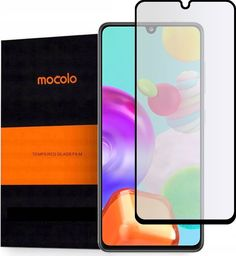 Szkło hartowane Mocolo TG+Full Glue Samsung Galaxy A41 Czarne