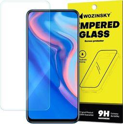 Wozinsky Wozinsky Tempered Glass szkło hartowane 9H Huawei P Smart Z / Huawei P Smart Pro / Honor 9X (opakowanie koperta)