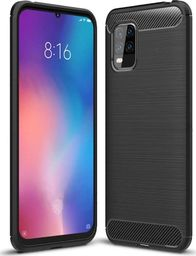 Hurtel Carbon Case elastyczne Xiaomi Mi 10 Lite