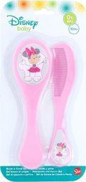 Minnie Mouse - Szczotka i grzebień do włosów dla dzieci i niemowląt uniwersalny