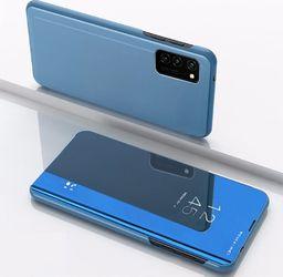 TelForceOne Pokrowiec Smart Clear View do Huawei P40 Lite niebieski