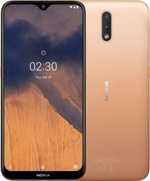 Smartfon Nokia 2.3 32 GB Dual SIM Brązowy  (MT_2.3Sand)