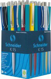 Schneider Długopis automatyczny SCHNEIDER K15, M, miks kolorów