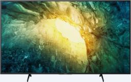 Telewizor Sony KD-55X7055 LCD 55'' 4K (Ultra HD) Linux