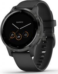 Smartwatch Garmin Vivoactive 4S Czarny  (010-02172-12)