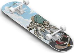 Deskorolka Muuwmi Muuwmi Skateboard Abec 5 Skull - 540