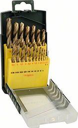 Zestaw wierteł Bosch Bosch HSS-TiN metal drill set, 19 items(green)