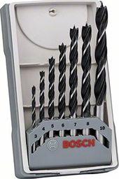 Zestaw wierteł Bosch Bosch wood drill bit set Robust Line, 7 pieces